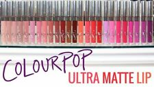 Sale!!!! 100% Authentic Colourpop Ultra Matte Lip Liquid Lipstick
