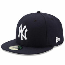 New Era New York Yankees MLB Authentic Collection 59FIFTY Cap NewEra