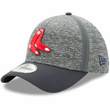 Boston Red Sox New Era 39THIRTY MLB Clubhouse Cooperstown Stretch Flex Cap Hat
