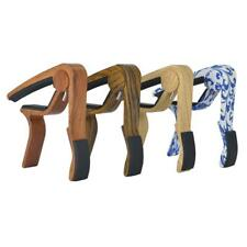 Hot Sale Quick Change Clamp Key Capo For Classic Guitar Acoustic Electric