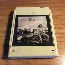 RUSH PERMANENT WAVES VINTAGE RARE 8 TRACK TAPE TESTED LATE NITE BARGAIN!