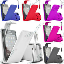 Case Cover Folding Leatherette Stylus Samsung Galaxy Ace S5830/ S5839i