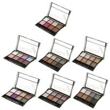 8 Colours Shimmer/Matte Eyeshadow Makeup Eye Shadow Shades Palette Brush Kit