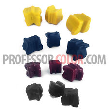 Professor Color Remanufactured Ink for Xerox Phaser 8560 / 8560 MFP (3 Inks)