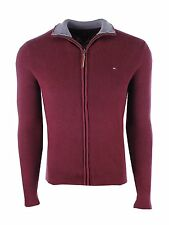 Tommy Hilfiger Mens Full-Zip Up Sweater
