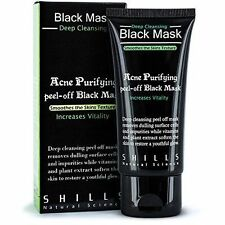 Shills deep Cleansing Black MASK peel-off Facial Clean Blackhead Remover FREE SH