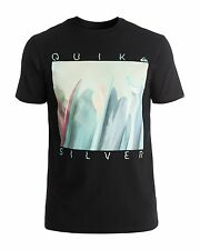 NEW QUIKSILVER™  Mens Mug Shot T Shirt Tee Tops
