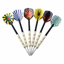 Steel Copper Needle Tip Dart Darts With Nice Flights Throwing Toy 18pcs/set