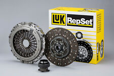 FOR VW POLO 1.6 TDI (2009-) LUK REPSET CLUTCH KIT