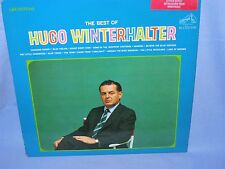 RCA Victor LSP-3379(e) The Best Of Hugo Winterhalter. Scarce Early Stereo NICE!!