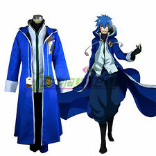 New Fairy Tail Jellal Fernandes Gerard Cosplay costume custom made any size