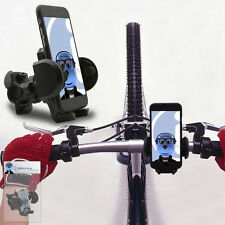 360 Degree Rotation Bicycle Bike Handle Bar Holder For Motorola Droid Mini
