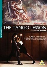 The Tango Lesson  with Sally Potter New (DVD  2012)