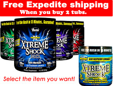 Ansi Xtreme Shock N.O 34 Servings, Original formula Xtreme Shock 45 servings