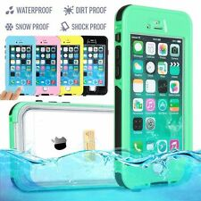 WATERPROOF SHOCKPROOF DIRT PROOF CASE COVER FOR APPLE IPHONE 6S 6/6S PLUS 6 PLUS