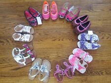 Toddler Girls Size 8 Asst. Styles Sandals/Shoes/Boots NWT Each Sold Separately