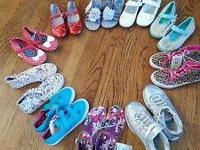 Toddler Girls Size 12 Asst Sandals/Shoes/Hightops NWT Each Sold Separately