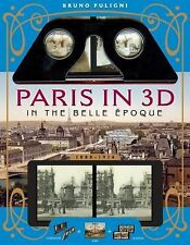 Paris in 3D in the Belle Epoque by Brett Klika Paperback Book (English)
