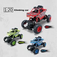 1/20 2.4GHZ 4WD Radio Remote Control Off Road RC Car ATV Buggy Monster Truck