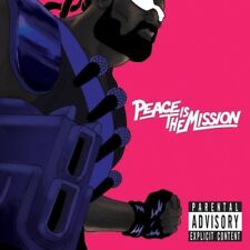 Major Lazer Peace Is The Mission vinyl LP NEW sealed