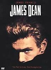 James Dean (DVD, 2002)  Made For TV movie With James Franco Rare Hard To Find