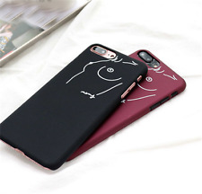 Funny Cartoon PC For  iphone 5/6S/7 P Lovely Abstract Art Lines phone Case