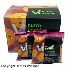 48 x Body by Vi Nutra Cookies 10g Protein 167 Calories Healthy Snacks Visalus