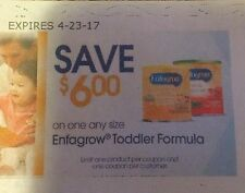 Enfagrow Toddler $6 Off Coupon At Meijer
