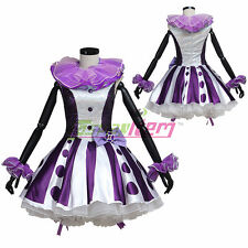summer Lolita Dress Lolita purple dress carnival cosplay costume custom made