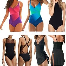 Women's Sexy Monokini One-Piece Bikini Bathing Suit Swimsuit Swimwear Beachwear