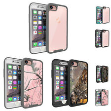 """Full-body Rugged with Built-in Screen Protector Case Cover for iPhone 7 4.7&5.5"""""""