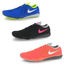 Nike Ladies Shoes Sneakers Running Trainers Dual Fusion Training