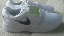 Bnwob Nike kaishi trainers in colour white and black in size 9, Rrp £70.