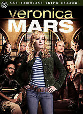 Veronica Mars: The Complete Third Season (DVD, 2007)