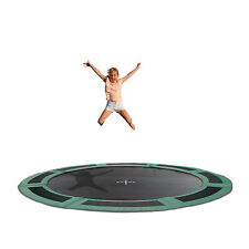 8ft Round Inground Trampoline- Made in Europe- Free Delivery