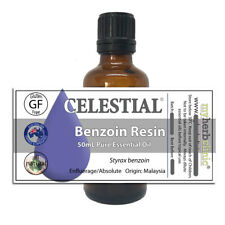 BENZOIN ONYCHA ORGANIC THERAPEUTIC GRADE 100% PURE ESSENTIAL OIL ~ SOOTH & CALM