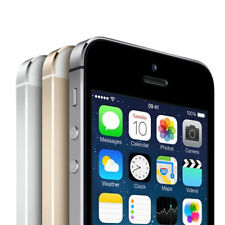 New APPLE iPhone 5S 16GB 32GB 64GB 4G LTE Smartphone Unlocked in Sealed Box