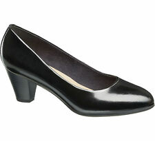 Deichmann 5th Avenue women Court Shoes black New