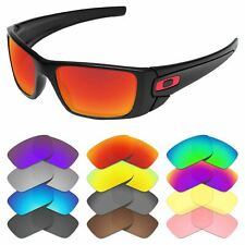 Tintart Replacement Lenses for-Oakley Fuel Cell Sunglasses - Multiple Options
