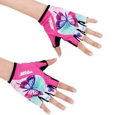 Women Summer Cycling Gloves Half Finger Breathable Anti-shock Bike Bicycle Glove