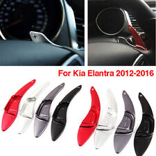 Alloy Add-On Steering Wheel DSG Paddle Shifters Extension For Hyundai Elantra