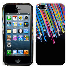 Accessorie Case Cover Gel Colour Star Shooting For Apple iPhone 5/ 5S