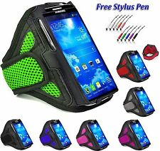 Sports Cycling Running Jogging Gym Exercise Armband  Holder For Various Phones