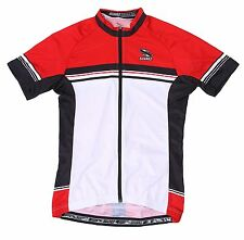 Suarez Katia Womens Short Sleeve Cycling Jersey - Red - RRP £44.99