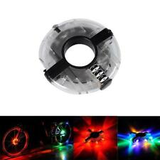Wheel Spokes Bicycle Light Cycling Hub Light Mountain Bike Front Tail Safety LED