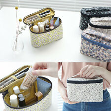 LIVEWORK Travel Makeup Cosmetic Bag Toiletry Organizer Storage Case Pouch