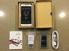"Unlocked Samsung Galaxy S5 5.1"" 4G LTE Android GSM GPS Smartphone 16GB Phone"