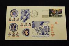 SPACE COVER 1974 HONORING PROJECT SKYLAB 1ST DAY ISSUE MARSHALL SP FLT CTR (3644