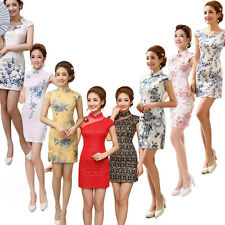 Women's Qipao dress Charming Chinese girl Cheong-sam evening dress Cheongsam HOT