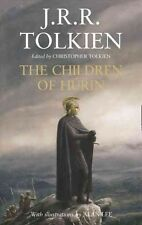 The Children of Hurin by J.R.R. Tolkien Hardcover Book